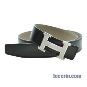 HERMES BELT GOLD/BLACK (37/89) SS 85