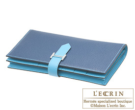 affordable replica handbags - hermes bearn wallet womens
