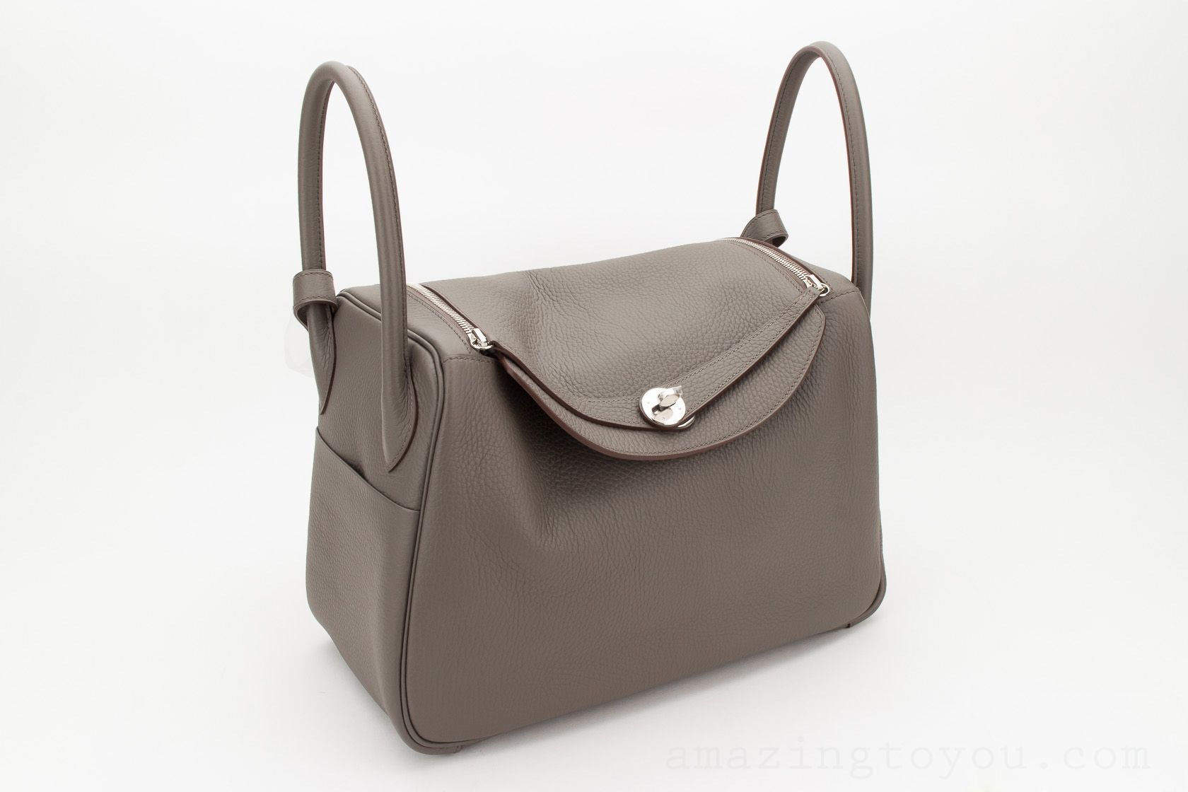Hermes Lindy 34 Etain Clemence